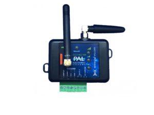 GSM контроллер SG314GI-WR приемник пультов 433МГц с возможностью подключения считывателя