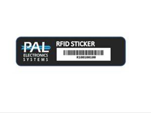 Наклейка для RFID системы доступа PAL-ES Smart Gate